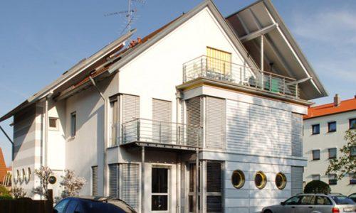 Jochen Zierl Altersvorsorge Gebäude