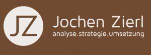 Jochen Zierl Analyse Strategie Umsetzung Logo